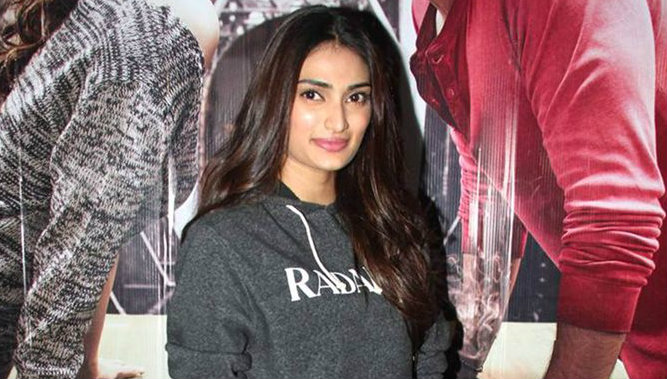 Athiya Shetty: Great time to be in Hindi filmdom