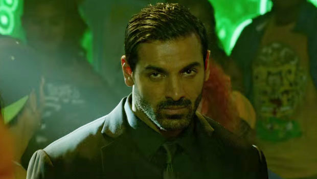 WATCH: John Abraham in the making of new action sequence from 'Rocky Handsome'