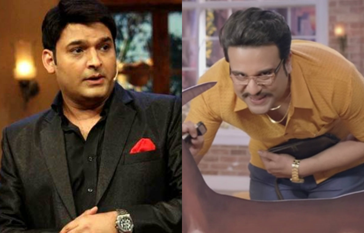 Kapil Sharma has watched 'Comedy Nights Live', says it's different