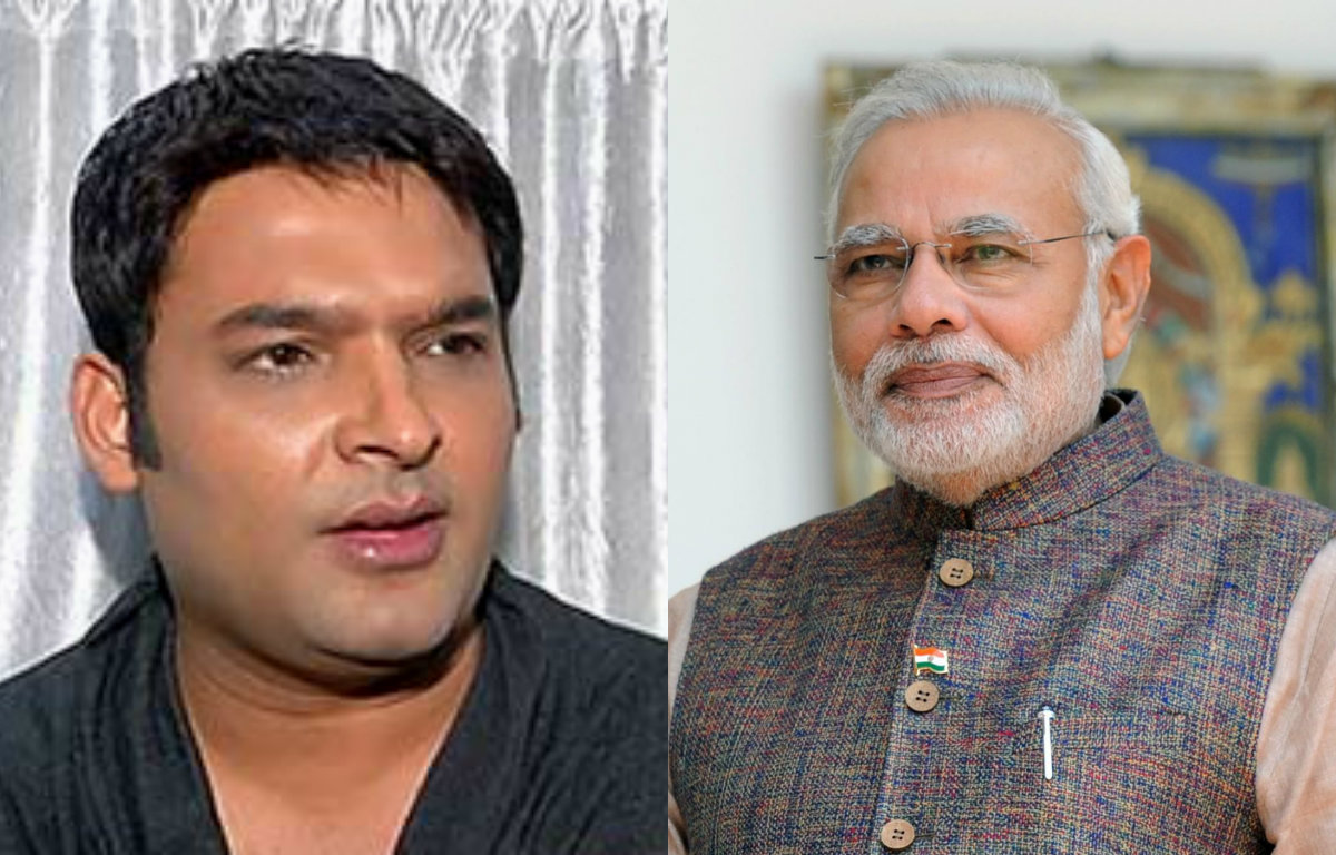 Kapil Sharma wants to have Narendra Modi on his new show