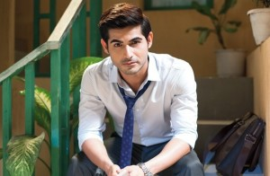 Omkar Kapoor in white shirt