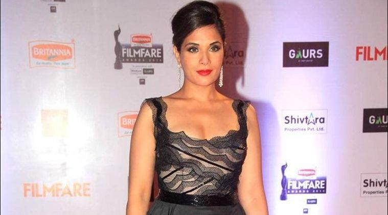 A glamorous role risky for me, says Richa Chadda