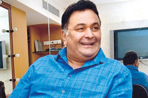 Rishi Kapoor joyous over his 'hat-trick'