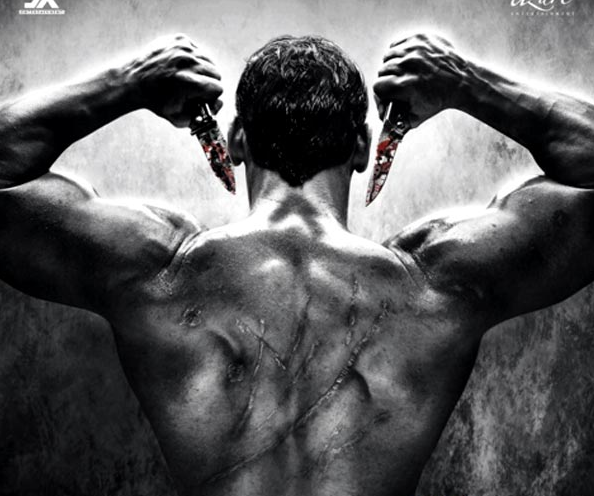'Rocky Handsome': Watch the making of 'construction action', right here!