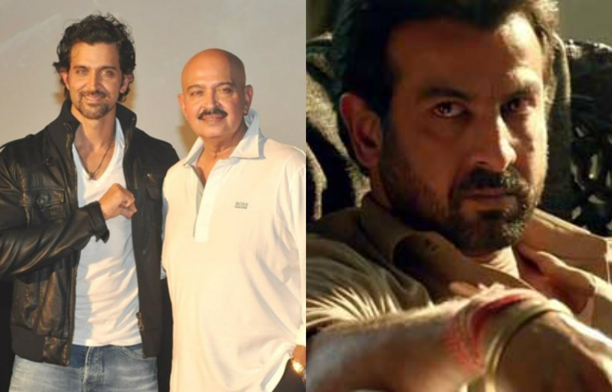Ronit Roy excited to play negative character in Hrithik Roshan's 'Kaabil'