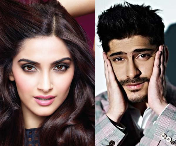 Sonam Kapoor reveals brother Harshvardhan's first look from 'Mirzya'
