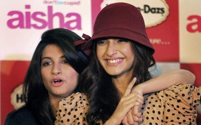Sonam Kapoor's birthday wish for sister is so adorable