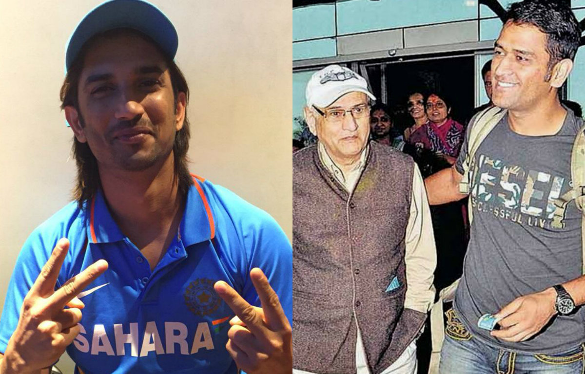 Sushant Singh Rajput is the right choice for M.S. Dhoni, feels Dhoni's father!