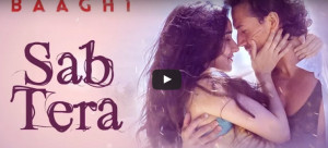 WATCH: Tiger Shroff and Shraddha Kapoor's dazzling chemistry in 'Sab Tera' song from 'Baaghi'