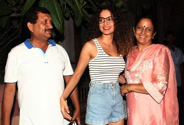 Kangana Ranaut's father says her birth wasn't a reason to celebrate
