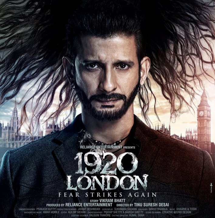 The first look poster of '1920 London' is spooky as hell