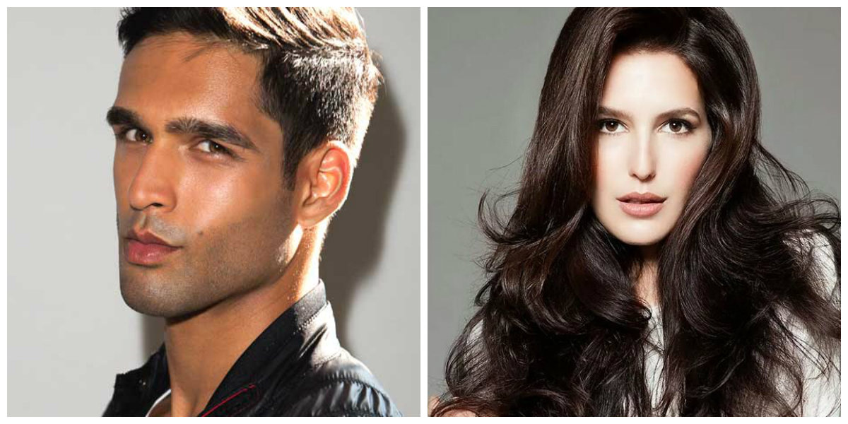 Siddharth Mallya and Katrina's sister, Isabelle: The hotness quotient of this pic is just too high