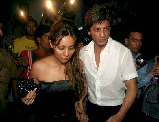 Shah Rukh Khan's father-in-law passes away
