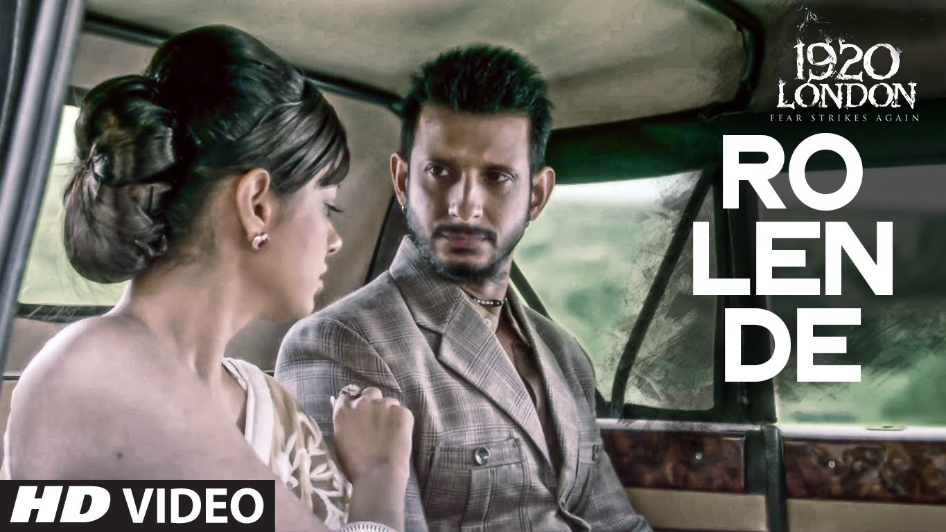WATCH: Sharman Joshi, Meera Chopra feel the pain the soulful number 'Aaj Ro Len De'