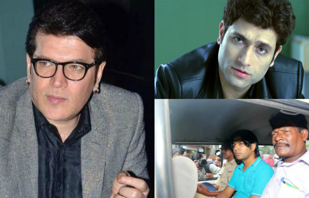 Aditya Pancholi, Ankit Tiwari and Shiney Ahuja