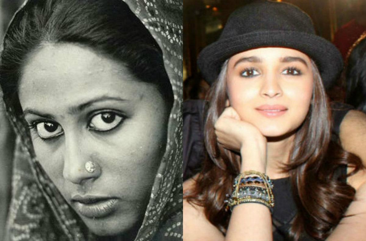 Alia Bhatt among actors treading Smita Patil's path : Mahesh Bhatt