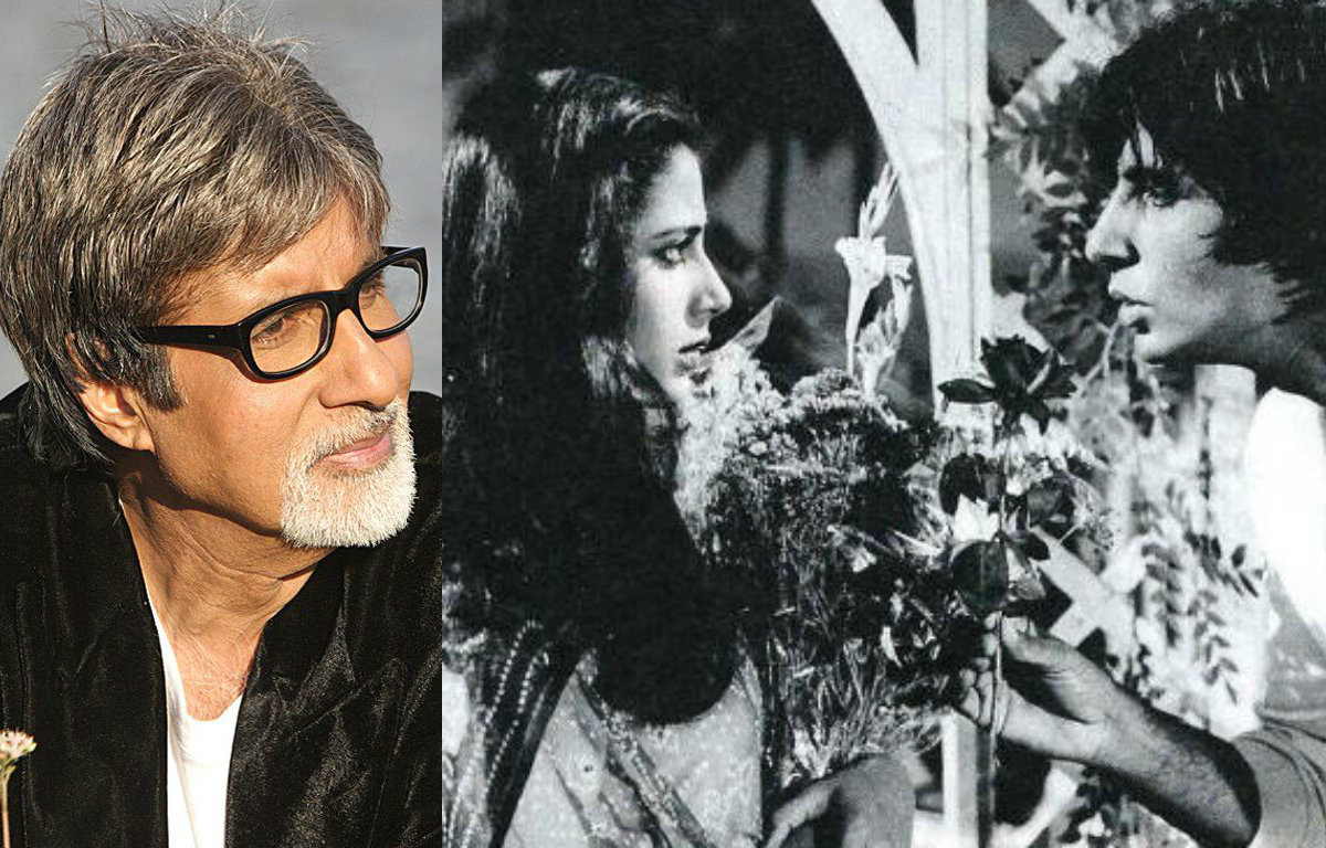 Amitabh Bachchan reminisces time spent with Smita Patil