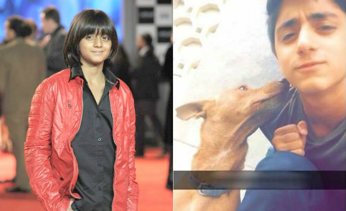 Oh My! Shah Rukh Khan's on-screen son Armaan Verma is all grown up and how!