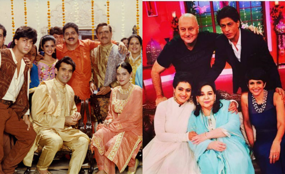 Then and Now: 'Dilwale Dulhania Le Jayenge' cast has evolved and how!