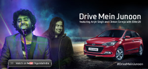 Arijit Singh and Clinton Cerejo join hands with Hyundai Motor India Ltd
