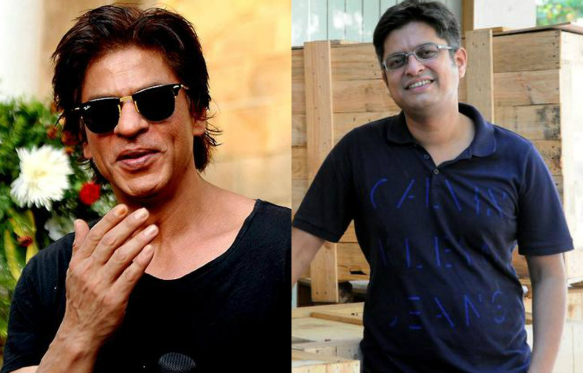 'Tanu Weds Manu Returns' writer Himanshu Sharma wants Shah Rukh Khan for his script