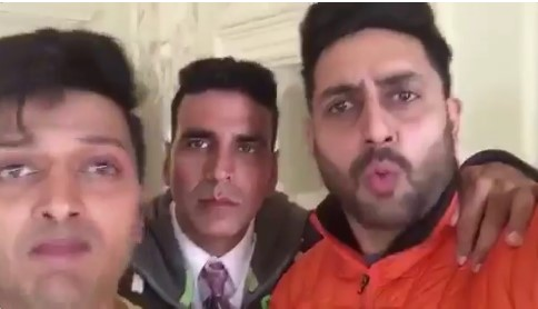 'Housefull 3': The terrific trio announce arrival with 'Lots of Noise'
