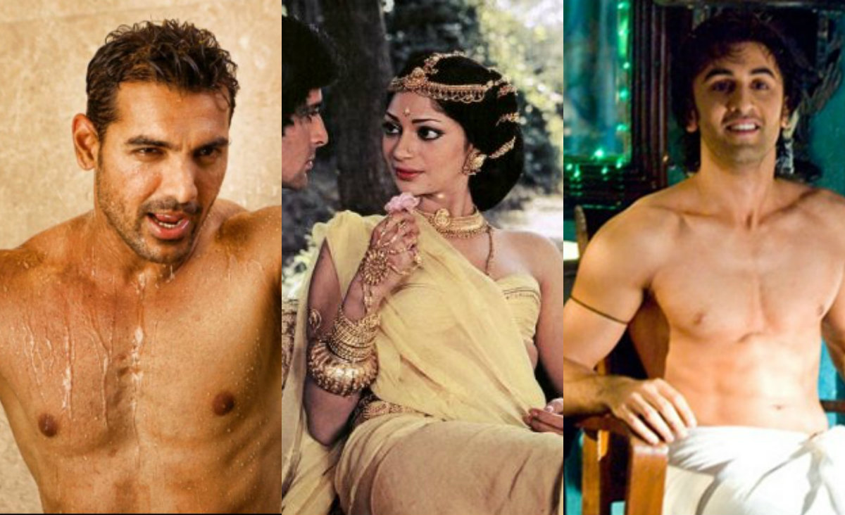 Bollywood actors who dared to go naked on screen