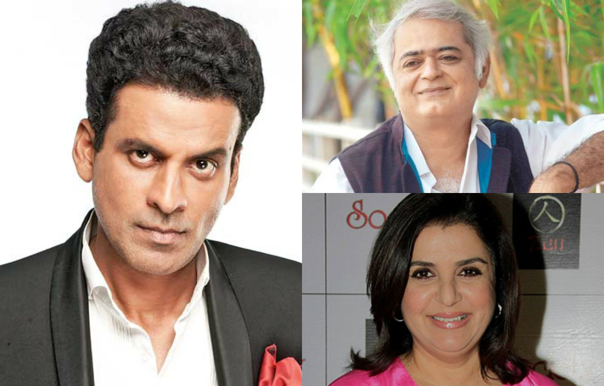 B-Town celebs wish Manoj Bajpayee on his 47th Birthday