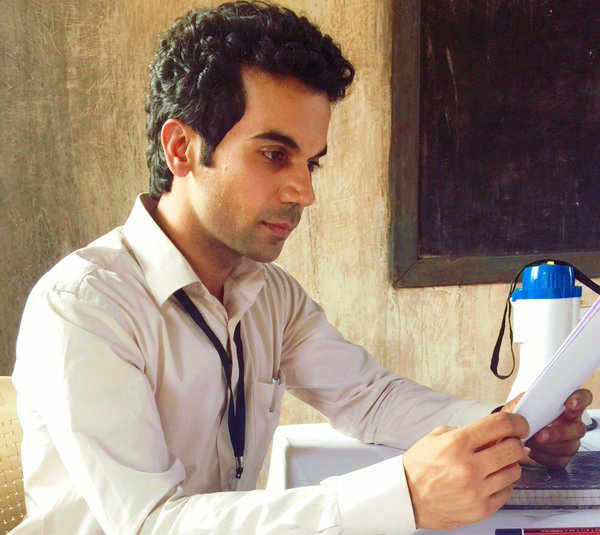 Rajkummar Rao wraps up the shoot of 'Newton'