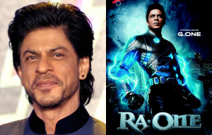 Shah Rukh Khan on film like 'Ra.One'