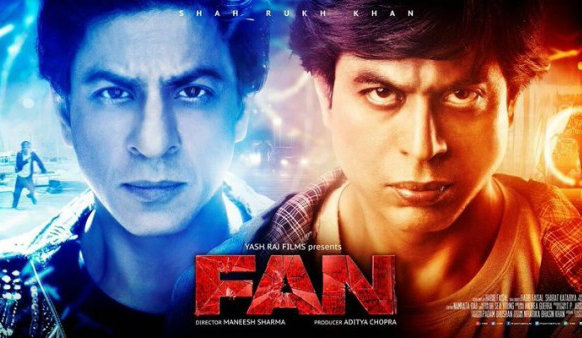'Fan' Movie Review: Shah Rukh Khan as his fan is phenomenal