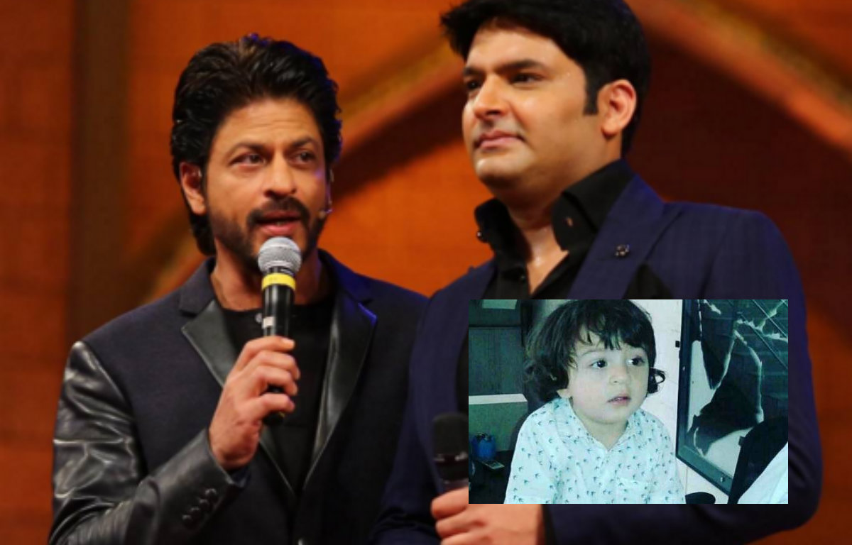 Shah Rukh Khan reveals AbRam is a confused kid and why!
