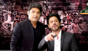 WATCH: Shah Rukh Khan at his comic best in 'The Kapil Sharma Show' teaser
