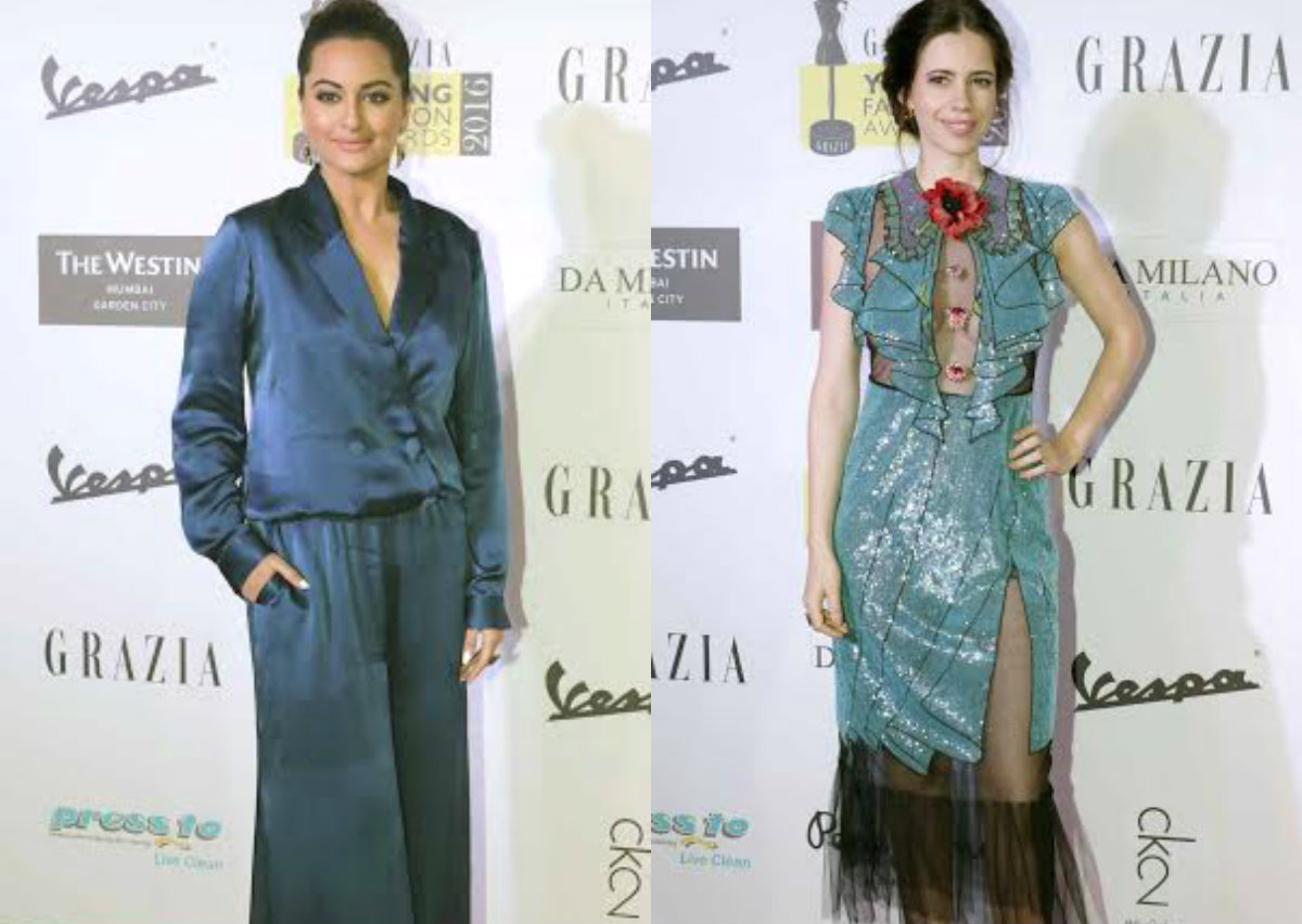 Fashion Faux Pas: Sonakshi Sinha, Athiya Shetty and others at Grazia Awards