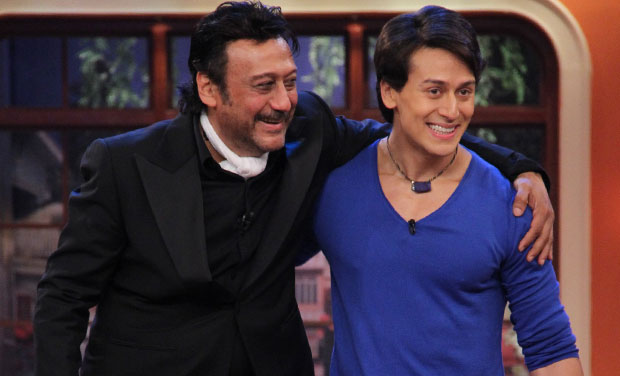 Tiger Shroff waiting for 'good script' to work with father