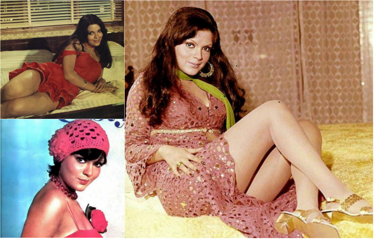 In pictures: The eternal Bollywood beauty called Zeenat Aman