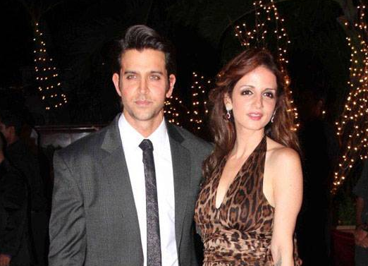 Sussanne Khan comes out in support of Hrithik Roshan