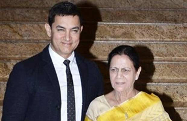 Mother's Day: Aamir Khan's sweet gesture for his mom