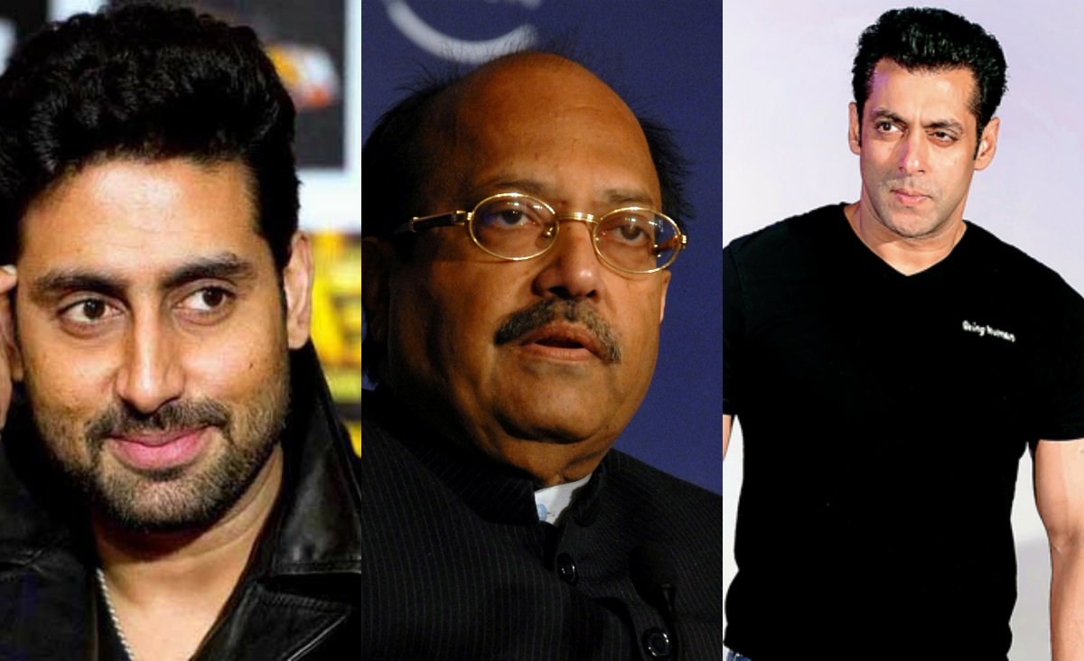 Amar Singh lauds Salman Khan and Abhishek Bachchan for their support to the field of sports