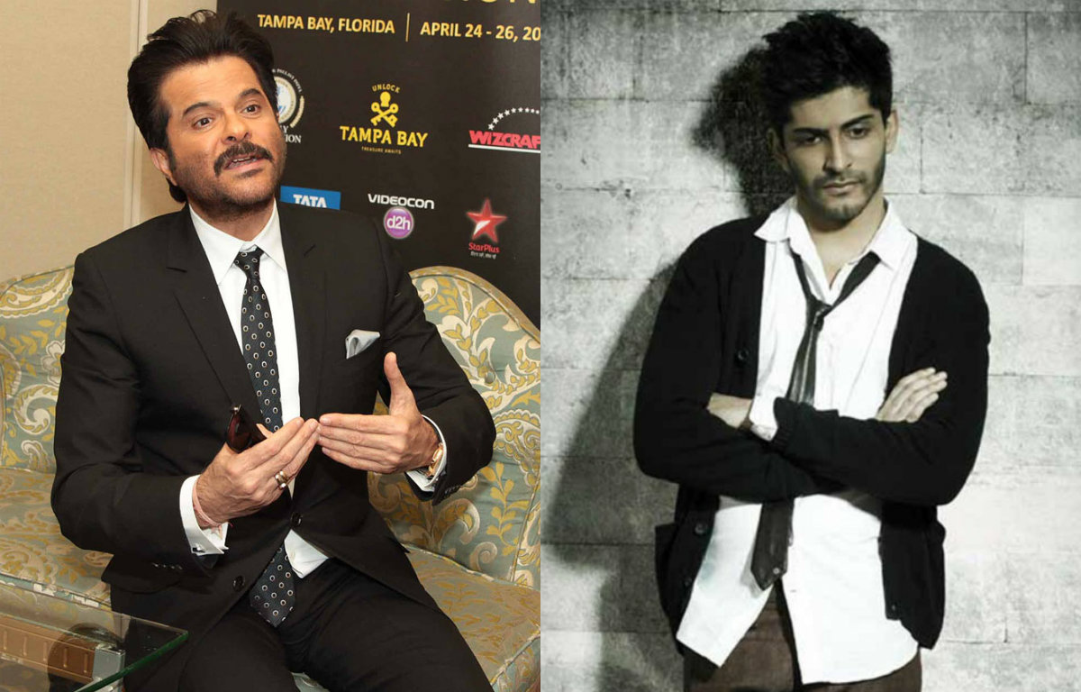 Anil Kapoor gives showbiz wisdom to son Harshvardhan