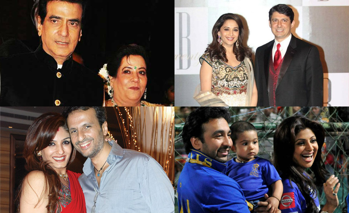 Bollywood celebrities who married the 'not so famous'