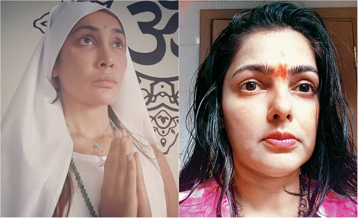In pictures: Bollywood actresses who found solace in spirituality