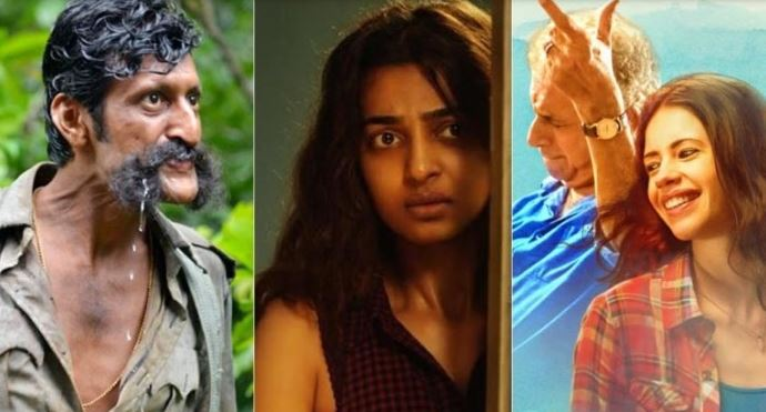 Veerappan passes Monday test, 'Phobia' and 'Waiting' fail to impress