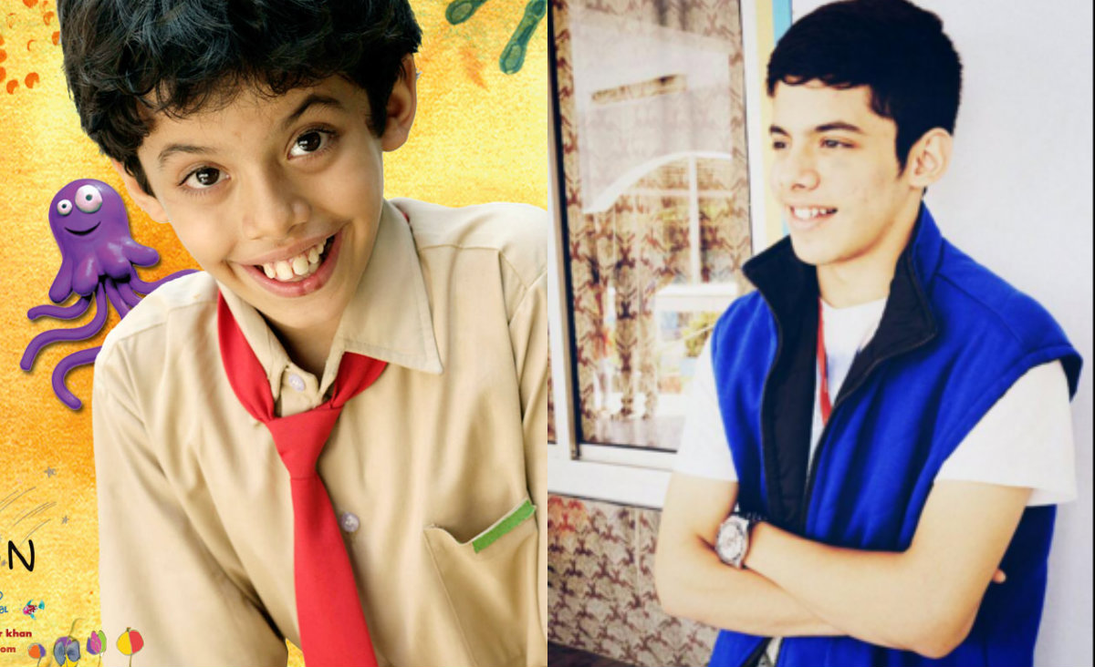 Darsheel Safary: The 'Taare Zameen Par' kid has grown up and how!