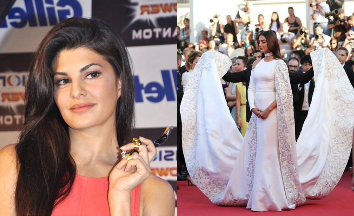 Jacqueline Fernandez reacts to Sonam Kapoor getting trolled for her Cannes avatar