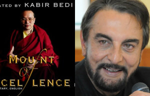 Kabir Bedi narrated documentary at Cannes