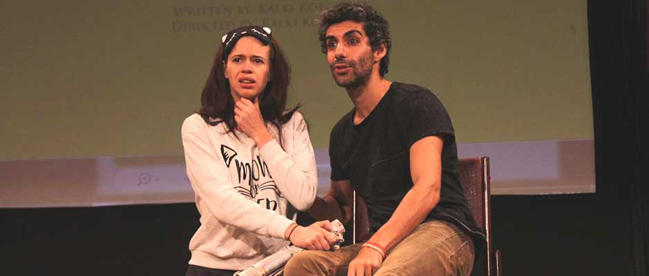 Jim Paredes Their Presence Was Harrasment They: Kalki Koechlin Has Found Love In This Newbie. Guess Who