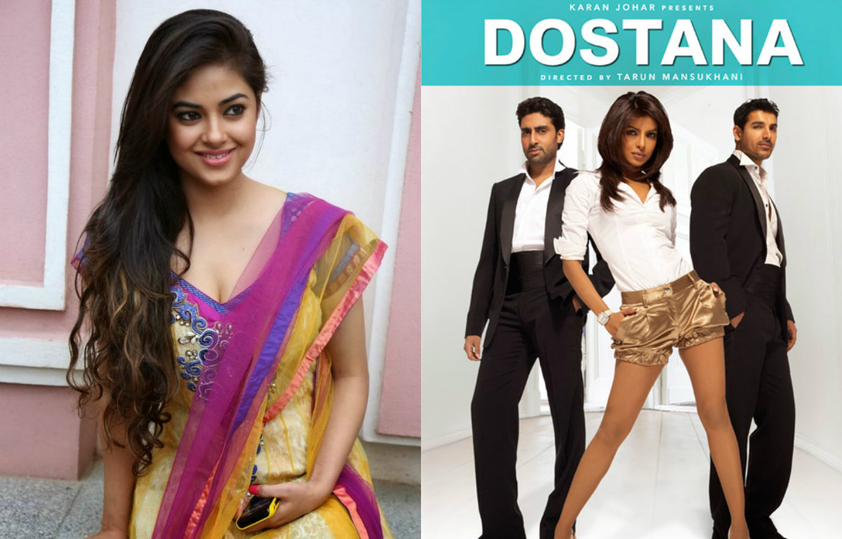 Meera Chopra wants to do a film like 'Dostana'