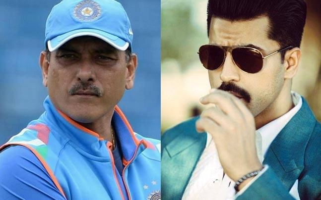Cricketer Ravi Shastri is angry on the makers of 'Azhar'!