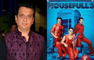 Sajid Nadiadwala on 'Housefull 3' movie special screening